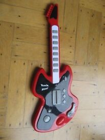Rock Star Toy Guitar - Chad Valley