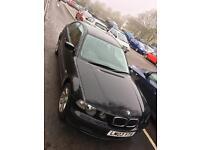 BMW 1.8L compact 11 months MOT