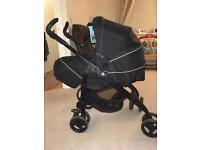 Special Edition Silver Cross 2 in 1 Buggy