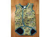 Splash about Baby Wrap Green Gecko 6-18 months