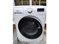 Whirlpool washing machine 9kg AquaSteam 6Sense