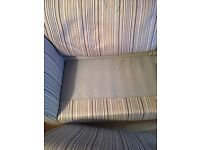 Next large 3 seater sofa 6 months old