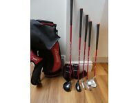 Slazenger Panther Golf Club Set, suit ages 5-6 years