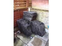 24x14-24x12-20x10 Welsh slates