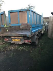 Ldv tipper truck 2004