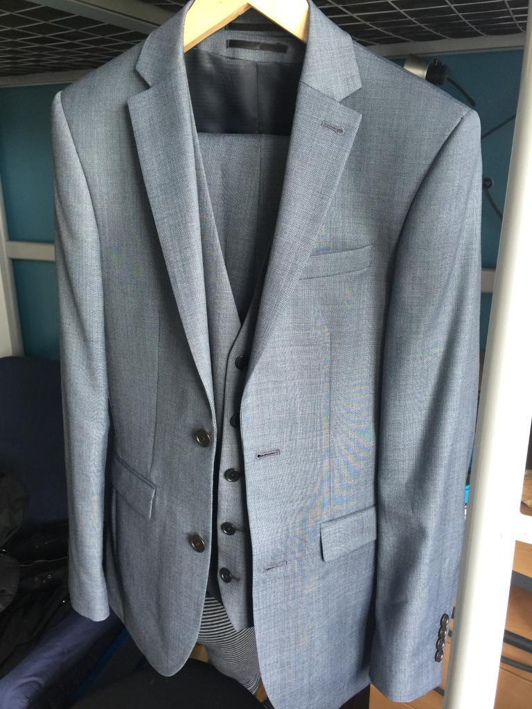 Young mans suit from Next | in Antrim, County Antrim | Gumtree