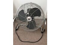 Large industrial style fan