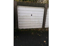 Secure garage to rent near Leigh Hospital