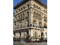 ANTIPASTI-SALAD-CHEF DE PARTIE FOR BUSY ITALIAN PIZZERIA - RISTORANTE IN KENSINGTON POSS £25-28,000