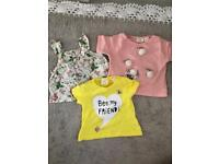 Zara,next,mamas papas Baby Girl bundle 3-6 months