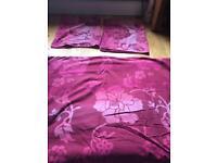 Double bed designer guild set(bedding, quilt cover, pillowcase)