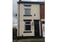 2 BEDROOM - ANCASTER STREET - STOKE ON TRENT - DSS ACCEPTED - LOW RENT - NO DEPOSITS