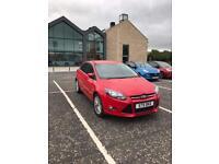Ford Focus it-tec 1.6 5 door hatch 2011 , new mot