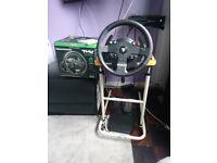 Thrustmaster TMX racing steering wheel. Xbox One/PC