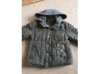 Boys coat age 4 (John Lewis)