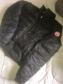 Canada goose jacket £500 in the shop