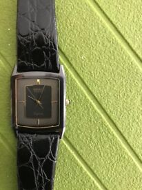 Seiko Dolce Mens Quartz watch. Sleek and Smart. Perfect Condition. Bargain