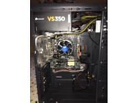 Used gaming pc parts bundle for trade or sale