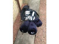 Regal Golf Club Set with Double Shoulder strap bag
