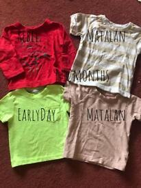 9-12months baby boy clothes bundle