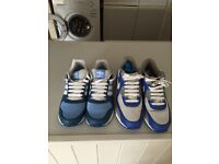 Nike air max and adidas trainers for sale