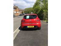 2014 Renault Clio, top of its range, with body kit