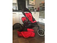 Phil and Ted's Explorer double buggy