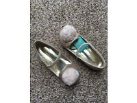 New girls monsoon shoes