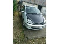 Renault scenic Spares or Repairs