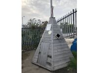 Children's Outdoor Play House REDUCED