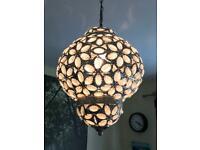 Next Celeste ceiling light and lamp