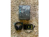 Astro A50 gaming headset