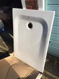 Bette Brand New Low profile shower tray