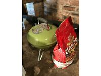 Webber mini kettle BBQ