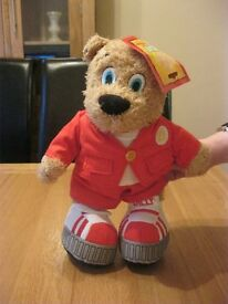 Butlins Billy Bear (with tag)