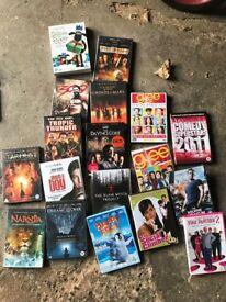 Numerous DVD's