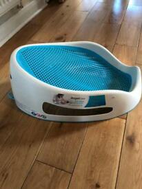 Like new Angelcare Soft Touch Baby Bath Support