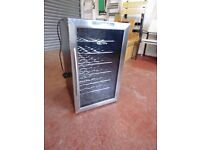 Wine Cooler as new in full working order