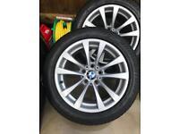 Bmw alloy wheels style 395