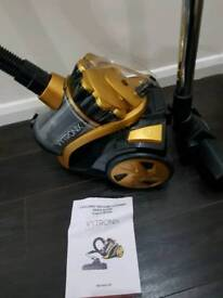 Powerful Compact Bag-less Cylinder Vacuum Cleaner Hoover Like NEW Excellent Condition