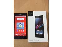 Sony Xperia Z Ultra Z Ultra C6833 - 16GB Black Smartphone