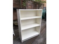White Billy bookcase - 80x28x106 - FREE