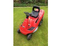 Honda HF1211 K2 HE Ride on lawn mower