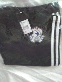 Cardiff City Adidas shorts
