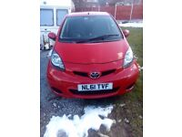 Toyota Aygo Immaculate cheap for condition