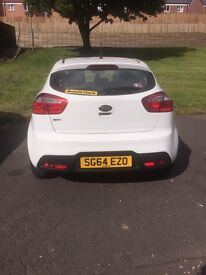 Kia Rio 64 Plate, 1.25, Immaculate condition, full service history, 4 years warranty, 1 owner