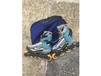 Nike in line Skates/ Roller Blades- Great Condition
