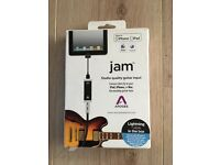 Apogee Jam - Guitar Interface for Mac, iPad and iPhone - Great Condition