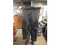 Motorbike trousers