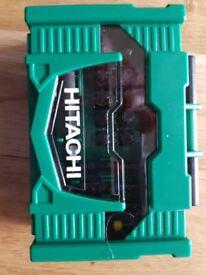 Hitachi 23pc impact set.